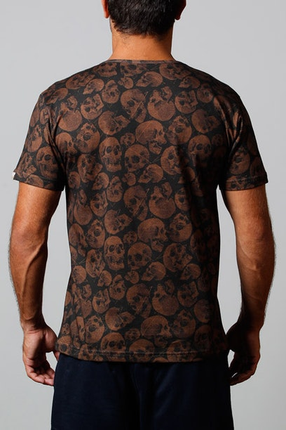 Camiseta Skeletal