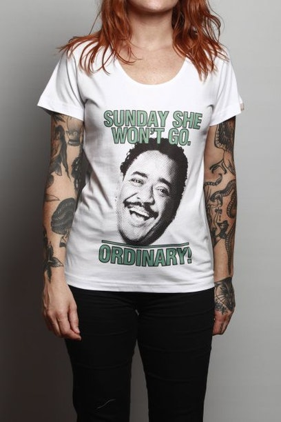 1253c296c Camiseta Ordinary - Chico Rei