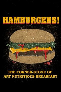 Camiseta Kahuna Burger R$69,90   4x de R$17,48