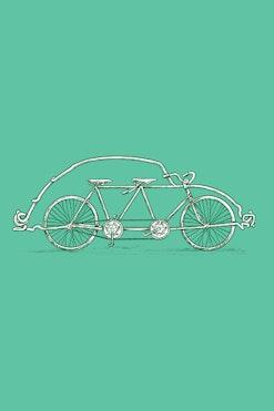 Camiseta Bike Fusca R$74,90 | 4x de R$18,73