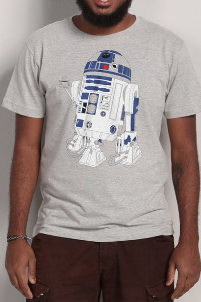 Camiseta Coffee Machine