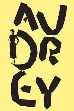 Estampa Camiseta Audrey Hepburn