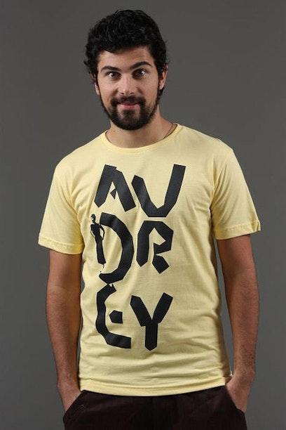 Camiseta Audrey Hepburn