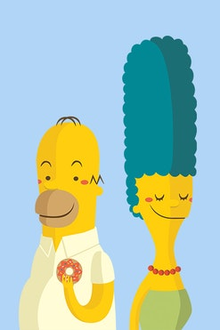Camiseta Simpsons R$74,90 | 4x de R$18,73