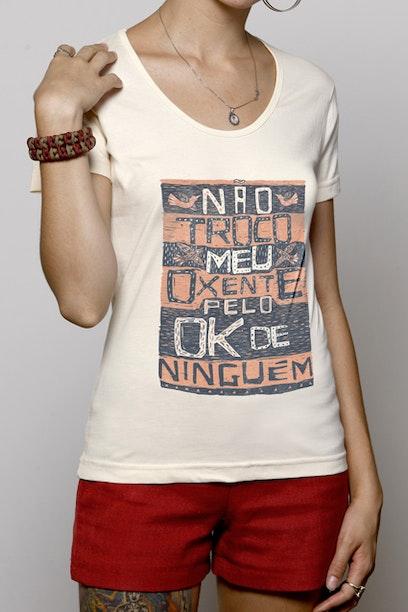 Camiseta Oxente