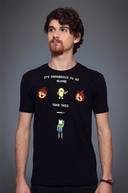 Camiseta Adventure Time