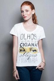Camiseta Capitu