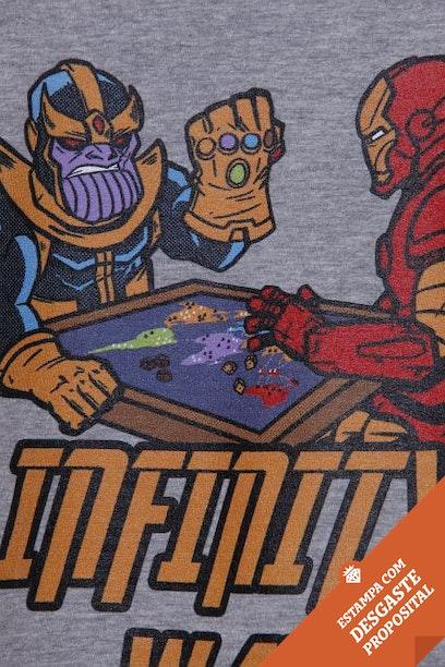 Camiseta Infinity War