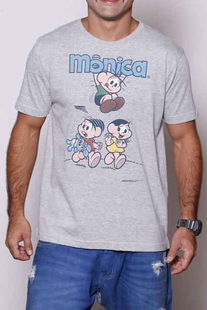Camiseta Cadê o Cebolinha