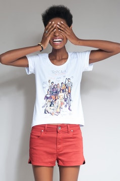 Camiseta Panis Et Circencis