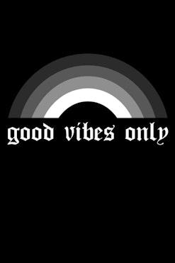 Camiseta Good Vibes Only R$74,90 | 4x de R$18,73
