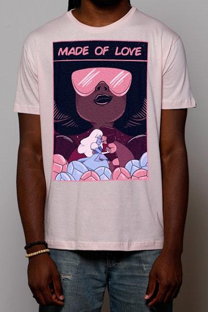 Camiseta Garnet