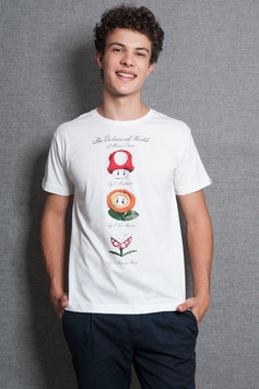 Camiseta The Botanical World of Mario