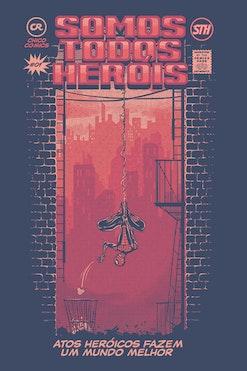 Camiseta Atos Heróicos R$74,90 | 4x de R$18,73