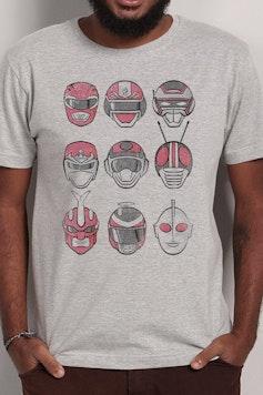 Camiseta Museu de Heróis