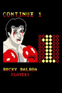 Estampa Camiseta Rocky Fail