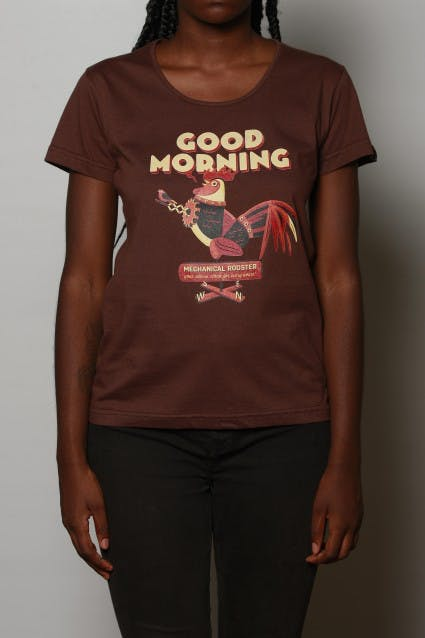 Camiseta Mechanical Rooster