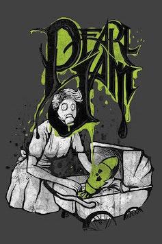 Estampa Camiseta Pearl Jam