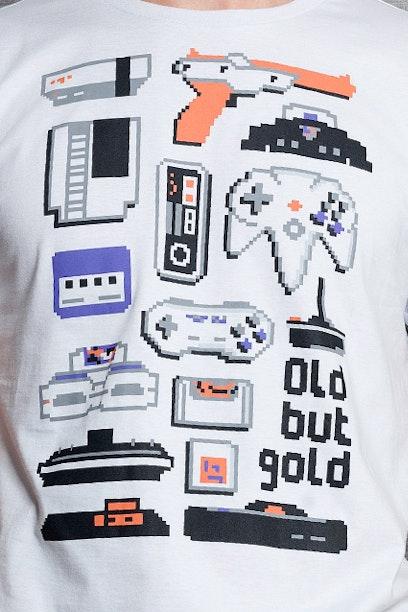 Camiseta Old But Gold