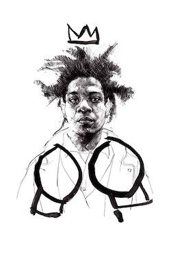 Camiseta Basquiat R$74,90 | 4x de R$18,73
