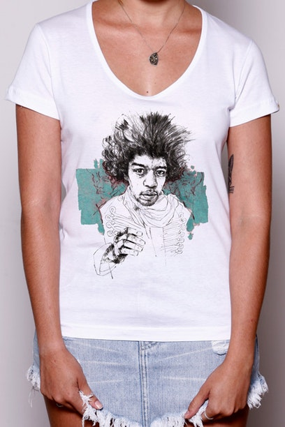 Camiseta Jimi