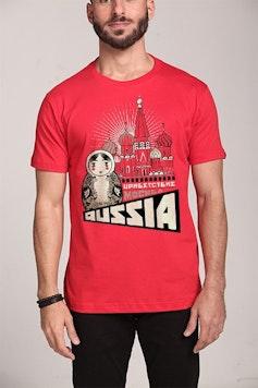 Camiseta Russia