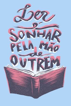 Camiseta Ler É Sonhar R$69,90 | 4x de R$17,48