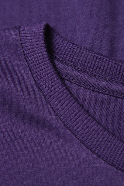 Camiseta Básica Roxo Púrpura