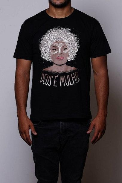 dbe06fd75c Camiseta Elza - Chico Rei