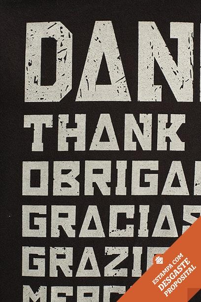 Camiseta Danken
