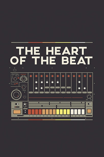 Camiseta The Heart Of The Beat
