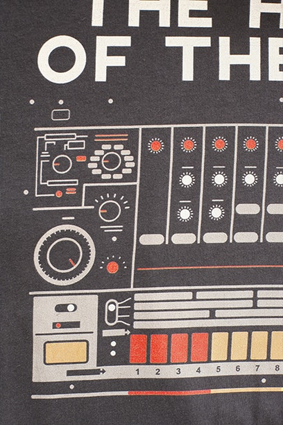 Camiseta The Heart Of The Beat