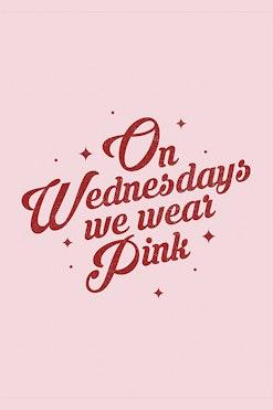 Camiseta Pink R$74,90 | 4x de R$18,73