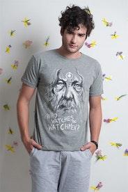 Camiseta Alan Moore