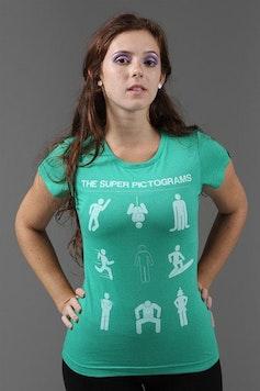 Camiseta Super Pictogramas