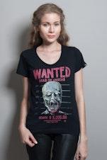 Camiseta Wanted