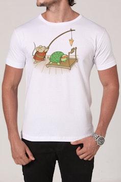 Camiseta Treinamento Ninja
