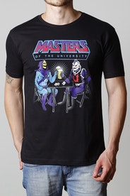 Camiseta Masters of the University