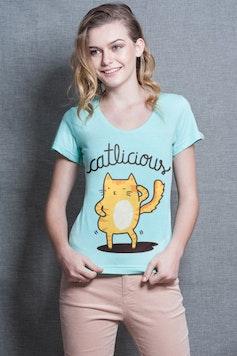 Camiseta Catlicious
