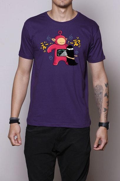 Camiseta Seven Days