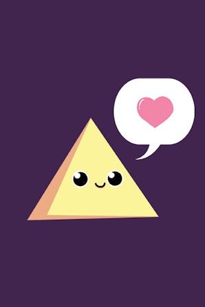 Camiseta Triângulo Amoroso R$74,90 | 4x de R$18,73