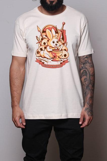Camiseta Bunny Graal
