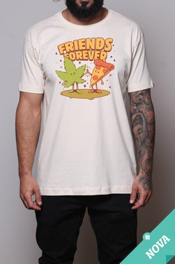 Camiseta Friends Forever