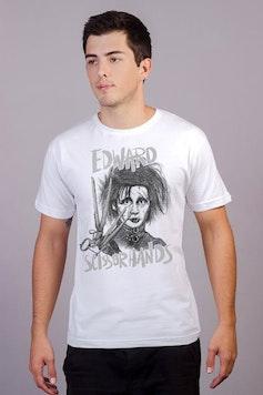 Camiseta Edward Scissorhands