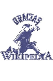 Estampa Camiseta Wikipedia