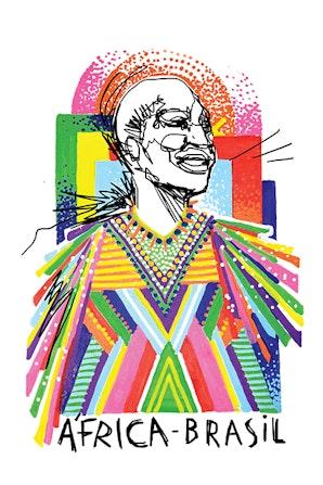Camiseta África Brasil R$74,90 | 4x de R$18,73