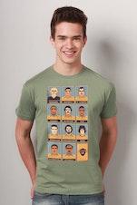 Camiseta Álbum de Figurões