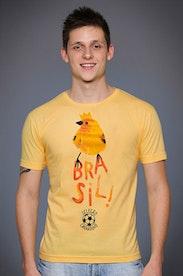 Camiseta Seleção Canarinho