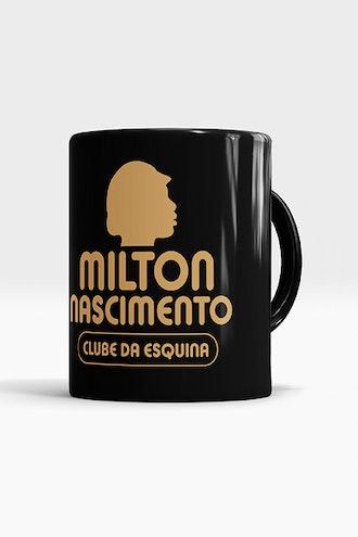 Caneca Milton Clube Da Esquina