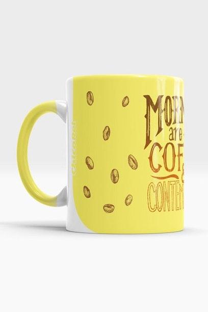 Caneca Coffee & Contemplation